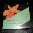 RFNPI Natural Glycerine Soap - Herbal Mix Neutralizing Bar 3.5 oz