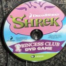 Dreamworks Shrek Princess Club DVD Game 2007 Disc Only