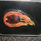 Orange County Choppers / OCC Flames Tank Lighter In Metal Tin #854124C