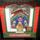 Cavanagh Mc Donaldland Christmas Grimace's House 1997 #RF5103