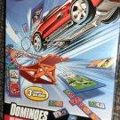 Fundex / Mattel Hot Wheels Dominoes Game 28 Dominoes
