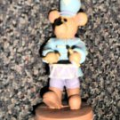 World Bazaars Inc Home Accents Doughy Bear Playing Drum #22190