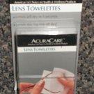 Acura Care Eyeglass Len Towelettes  36 Pieces #HCA16