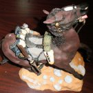 Max Duncan Collection Buffalo Soldier Horse