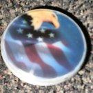Leviton America Shining Bright Night Light  Eagle / USA Flag #836-6517-EGL