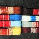 "Mitchellace Pro Choice Shoes Laces Size:27"",40"",45"",54"",72"",81"" Assorted Colors"