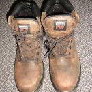 Timberland Pro Leather Work Boots Size: 15D