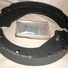 Dexter Axle Brake Shoe & Lining Kit Fits 10 X 1 1/2  Electric Brake #K71-046-00