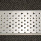 "Steel Truck Step  Size: 8 1/8"" Wide X 36 7/16"" Long #22-52437-000"