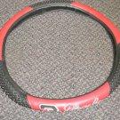 Dale Earnhardt #3 Steering Wheel Cover Red / Black N18H