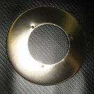 "Recessed Light Polished Nickel 4"" Trim Ring"