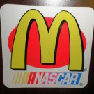 "Mc Donald's / NASCAR Decal 6 1/4"" Wide X 6"" Long"