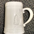 Longston Crown Christmas Tree Stein #50031