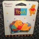 "Wilson Winnie The Pooh "" Picnic Pooh"" Magnet #04425"