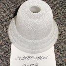 Gustafuson Glass Wall Light / Chandelier Light Shade Globe #9079