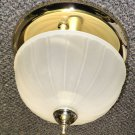 "ITC RV 10"" Interior 3 Bulb Light With Gustafuson G2011 Globe #ITC39027S/G2011"