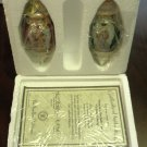 The Bradford Editions 2nd Issue Symphony Of Angels Ornament Collection  #68622