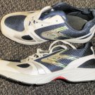 Hongcen Men's White / Blue Athletic Shoes Size 10 / 43
