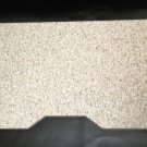 """Tan Speckled Marble Shelf  Size: 24 1/8"""" X 10 1/2"""""""