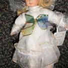 "Hamilton Collection ""Gabriella"" Angel Porcelain Doll 1997"