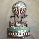 Liberty Falls Collection Liberty Falls Airship Music Box 1998 #AH555