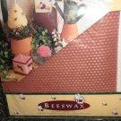 Pure Honeycomb Beeswax Candle Kit - Mauve #CK0026-143