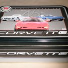 The Tin Box Company Chevrolet Corvette Over 45 Years Collectible Tin #078678