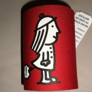 "Kolder Neoprene Can Coozie ""Lady With Gas !""  Multi Colored"