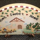HP Inc / Young's Country Home Plaque With Display Stand #23050