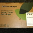 Office Depot Remanufactured Ink Cartridge Replaces HP Q6472A Yellow  #718-604