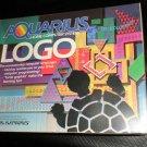 Mattel Electronics Aquarius Home Computer System LOGO Cartridge #4391