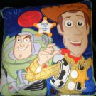 "Disney Pixar Toy Story 3 Ttoys In Training"" Square LED Pillow #22964KM"