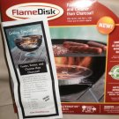 Flame Disk The Charcoal Alternative / Grilling Simplified #890489002011