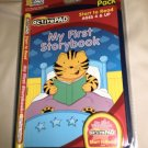 Active Minds Active Pad My First Storybook Interactive Book & Cartridge