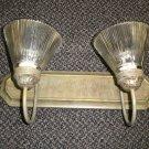 Catalina 2 Light Vanity Fixture W/ Gusafuson G2024 Light Globes #32136847357/G20