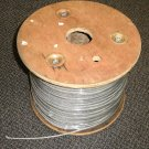 "Sanlo Inc 1/8"" 7X7 Galvanized Vinyl Coated 3/16"" O.D Wire  1000' Roll #471151210"