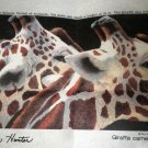 "Pure Art USA Patricia Hunter Print - Giraffe 17 3/4"" X 11"""