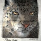 "Pure Art USA Patricia Hunter Print - Snow Leopard  Size:17 3/4"" X 11"""
