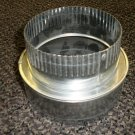 """AMS Stainless Steel 4 3/4"""" To 6"""" Pipe Coupler #RD-65"""