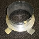 """Stainless Steel 7 1/2"""" To 10"""" Stove Pipe Adapter"""