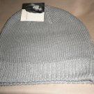 Jaclyn Smith OSFM Knit Cap - Light Gray #808518019473