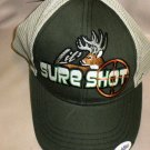 "Buckwear Toddler ""Sure Shot"" Baseball Cap OSFM"