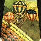 "TSD Hot Air Balloon #2 24"" X 36"" Canvas Painting #89636"