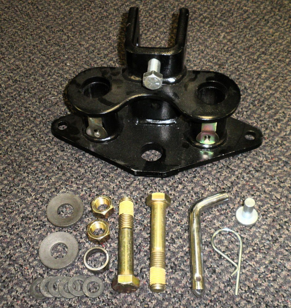 Husky Hitch Head Assembly With Hardware #1565-08
