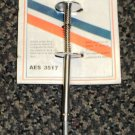 "AES Industries 22"" Flexible Magnetic Pick Up Tool W/Retractable Magnet #AES3517"