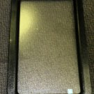 """RV Entrance Door Window Black/Black Frame With Tempered Glass 15 7/8"""" X 24 3/4"""""""