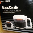 Black & Decker Replacement Glass Carafe For Black & Decker DCM1-04 To DCM60-04