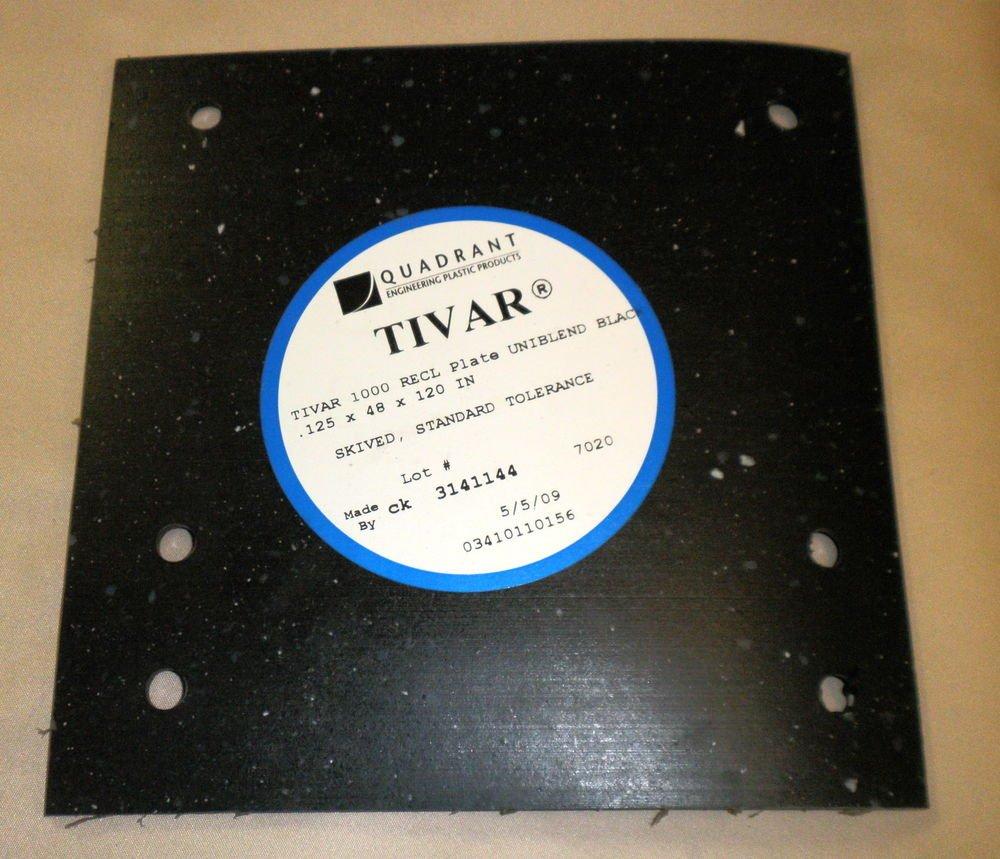 """Quadrant Enginering Tivar 1000 7 7/8"""" X 7 7/8"""" Square"""