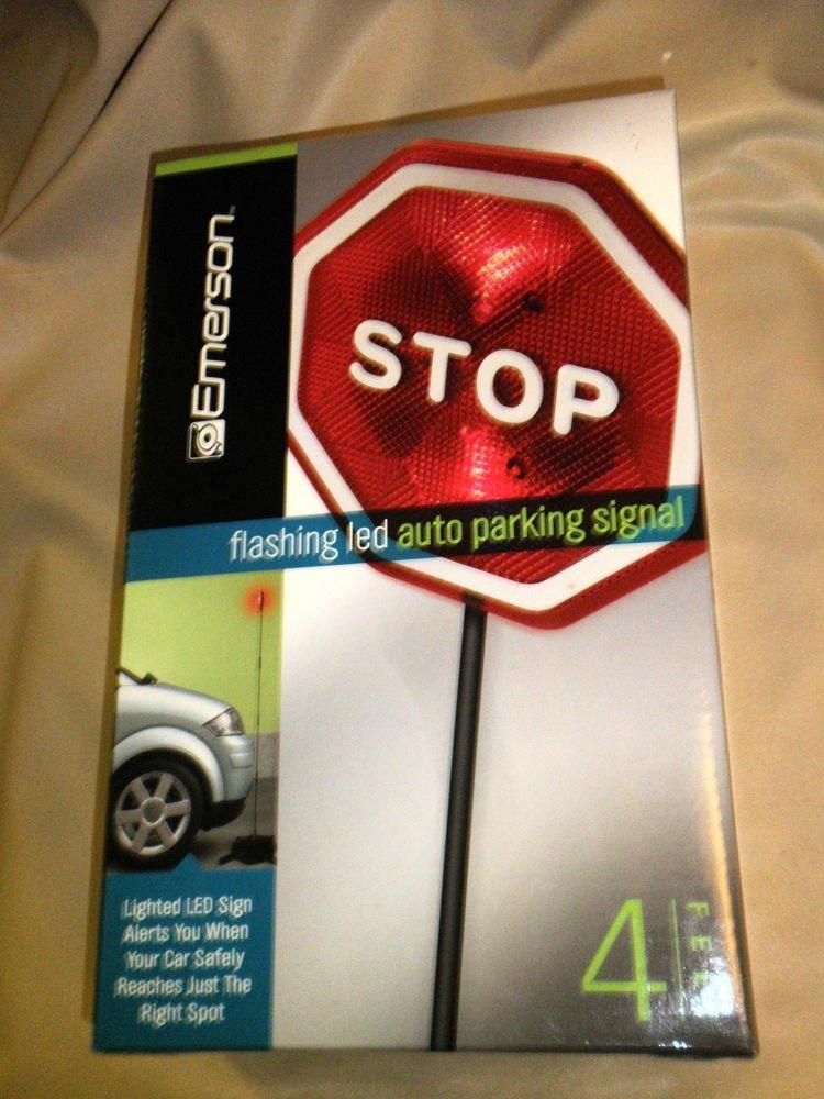 Emerson 4' Flashing LED Auto Parking Signal #1624055
