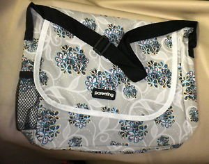 Parenting Mini Baby Diaper Bag #BPUPAPPB